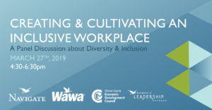 Creating & Cultivating an Inclusive Workplace @ Wawa Corporate Office
